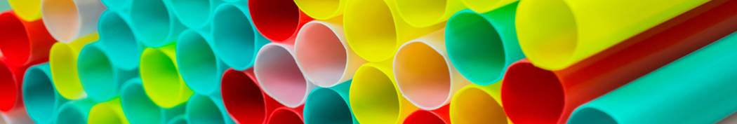 Colorful Plastic Tubes